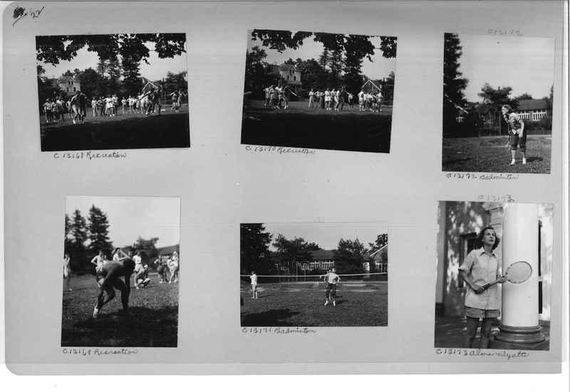 Mission Photograph Album - Portraits #13 Page 0022