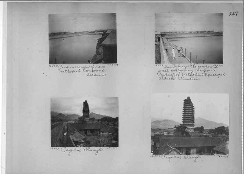 Mission Photograph Album - China #2 page  0227