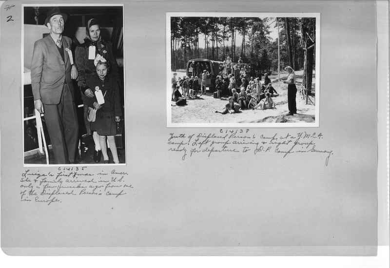 Mission Photograph Album - Europe #10 Page 0002