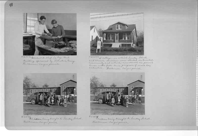 Mission Photograph Album - Cities #18 page 0098