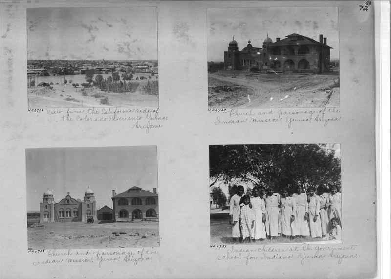 Mission Photograph Album - Indians #2 page_0073