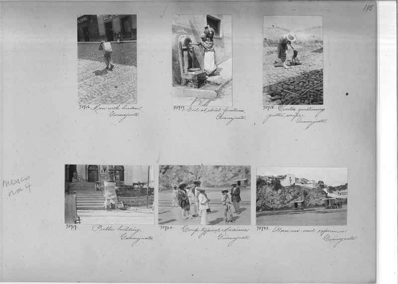 Mission Photograph Album - Mexico #04 page 0185