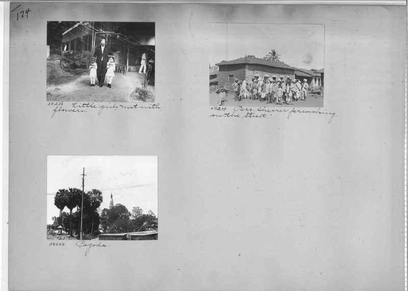 Mission Photograph Album - Burma #1 page 0174