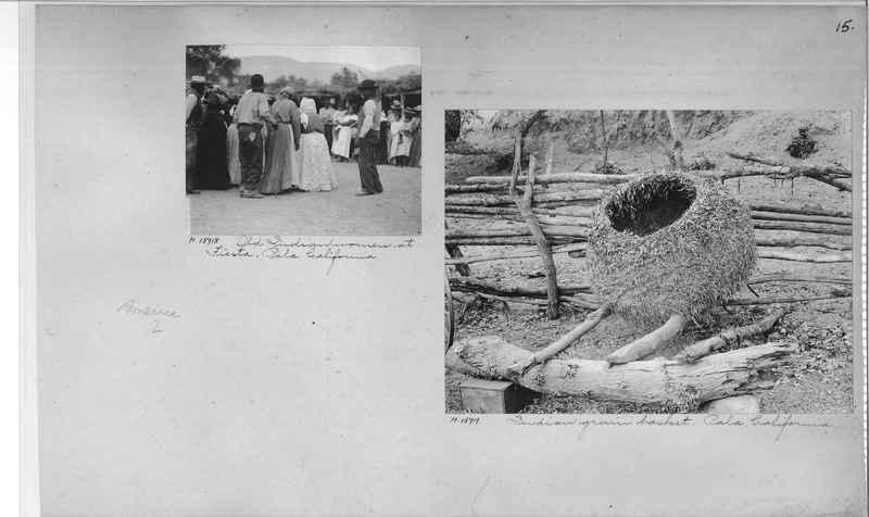 Mission Photograph Album - America #2 page 0015