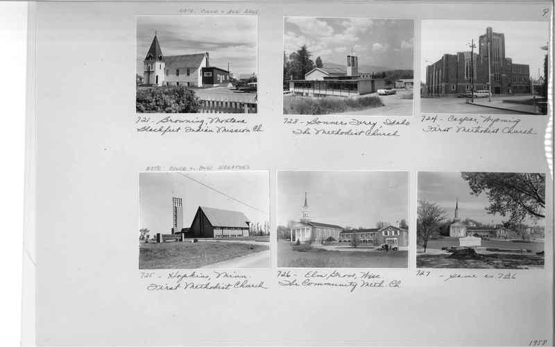 Mission Photograph Album - Church Extension #1 page 0009