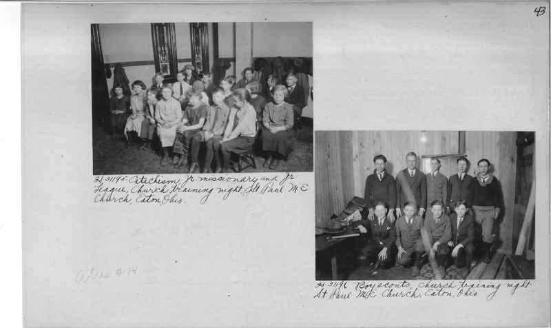Mission Photograph Album - Cities #14 page 0043