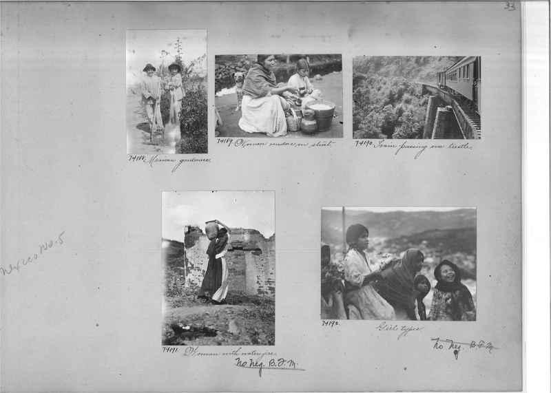 Mission Photograph Album - Mexico #05 page 0033