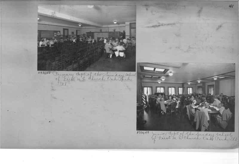 Mission Photograph Album - Religious Education #1 page 0041