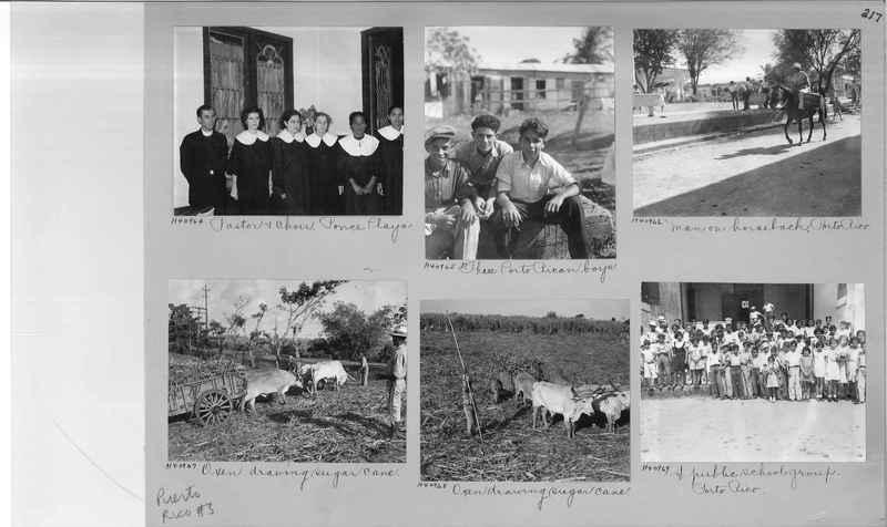 Mission Photograph Album - Puerto Rico #3 page 0217