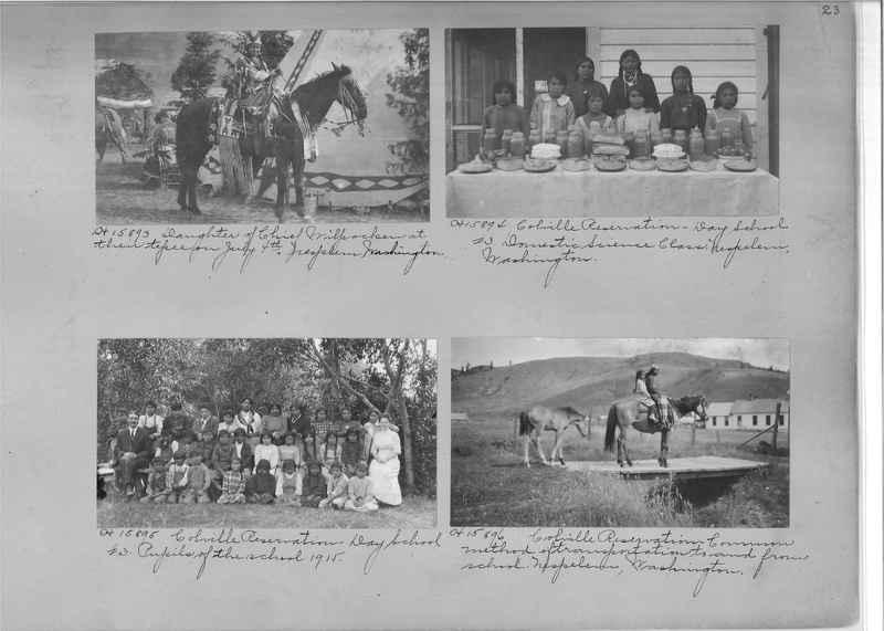Mission Photograph Album - Indians #2 page_0023