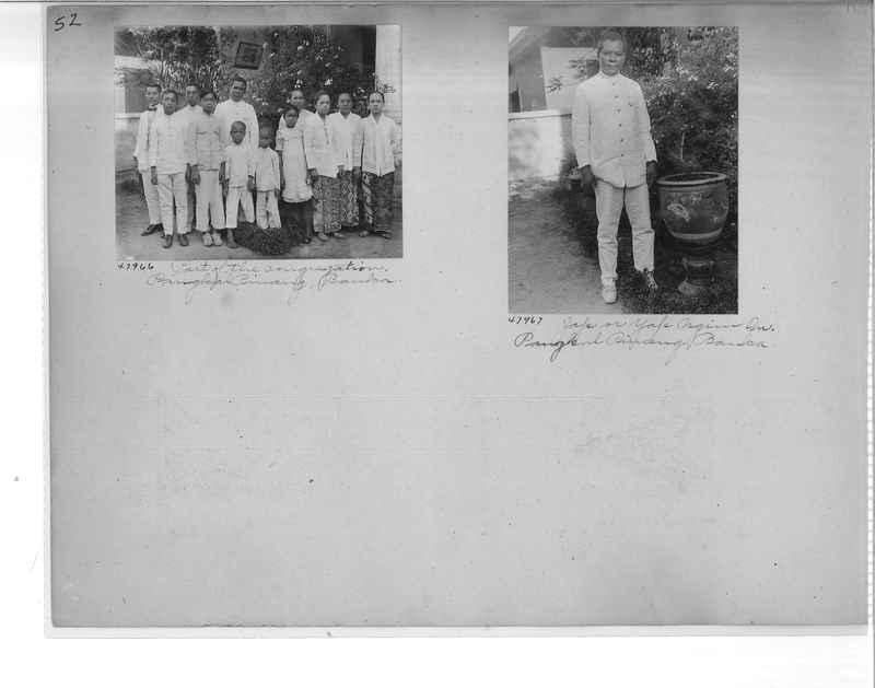 Mission Photograph Album - Malaysia #5 page 0052
