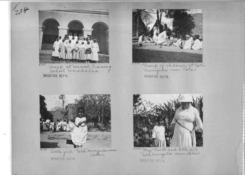Mission Photograph Album - India #09 Page 0234