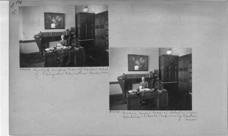 Mission Photograph Album - Education #2 page 0174