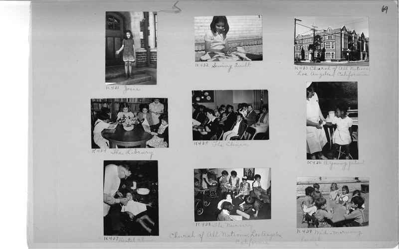Mission Photograph Album - Cities #18 page 0069