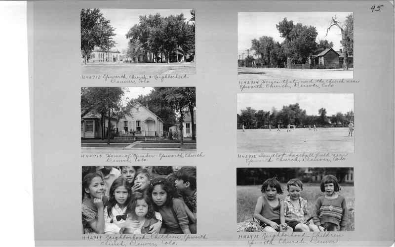 Mission Photograph Album - Cities #18 page 0045