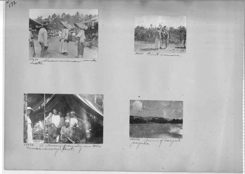Mission Photograph Album - Burma #1 page 0172