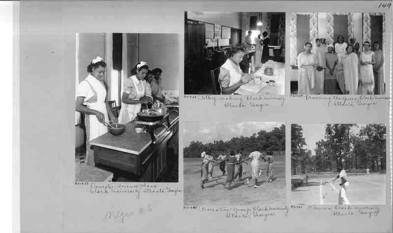 Mission Photograph Album - Negro #6 page 0149