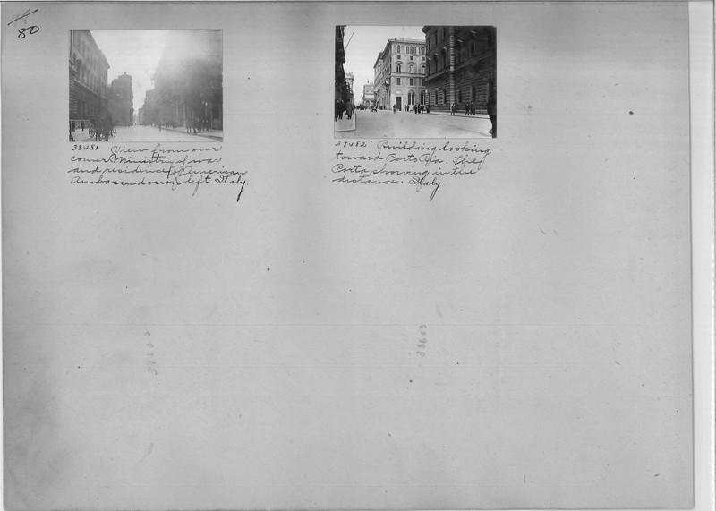 Mission Photograph Album - Europe #02 Page 0080