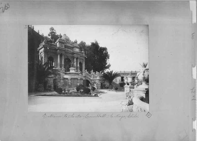 Mission Photograph Album - South America O.P. #2 page 0263