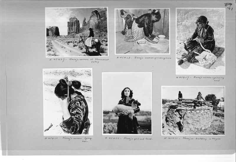 Mission Photograph Albums - Indians #3 Page_0071