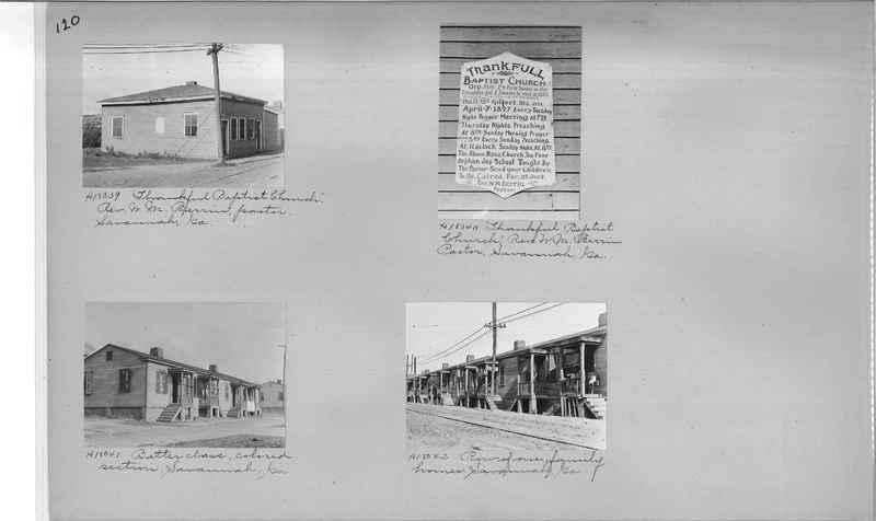 Mission Photograph Album - Negro #2 page 0120