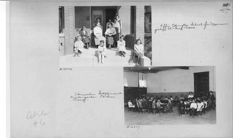 Mission Photograph Album - Cities #6 page 0149