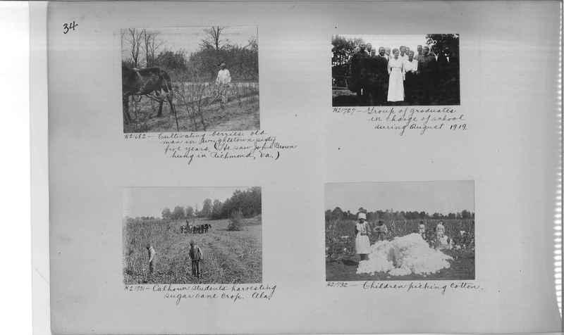 Mission Photograph Album - Negro #3 page 0034