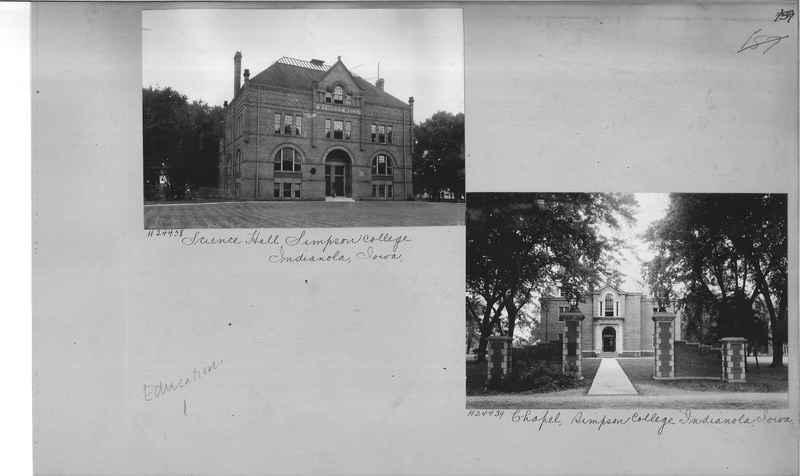 Mission Photograph Album - Education #1 page 0159