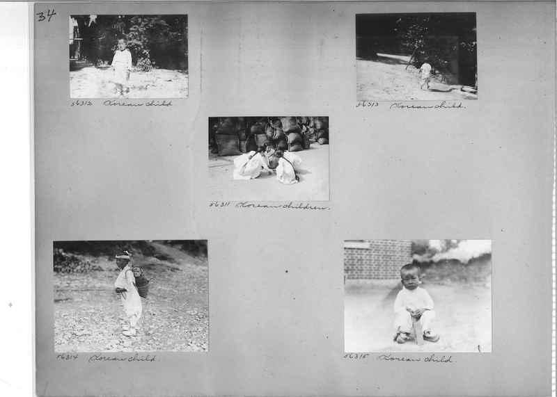 Mission Photograph Album - Korea #5 page 0034