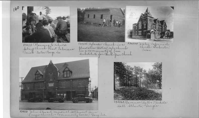 Mission Photograph Album - Negro #4 page 0160