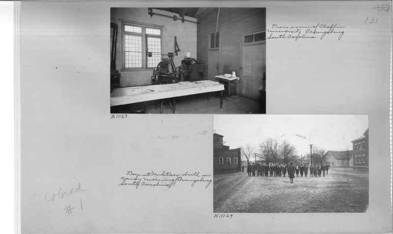 Mission Photograph Album - Negro #1 page 0131