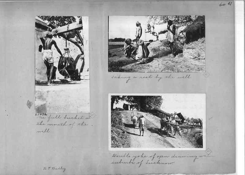 Mission Photograph Album - India - O.P. #01 Page 0061