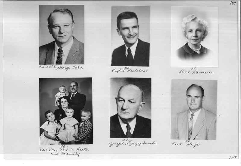 Mission Photograph Album - Portraits #10 Page 0141