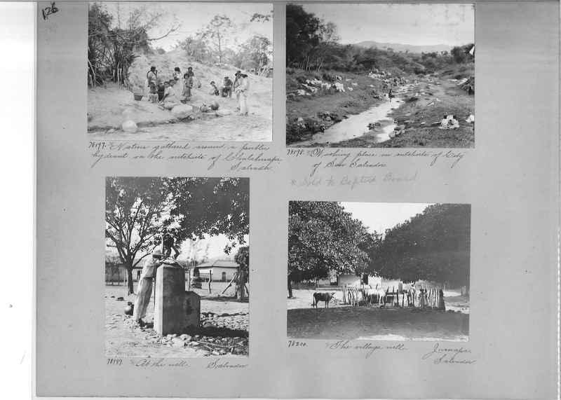 Mission Photograph Album - Panama #04 page 0126