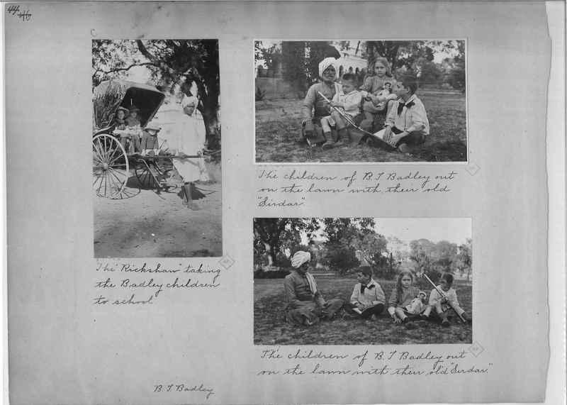 Mission Photograph Album - India - O.P. #01 Page 0044