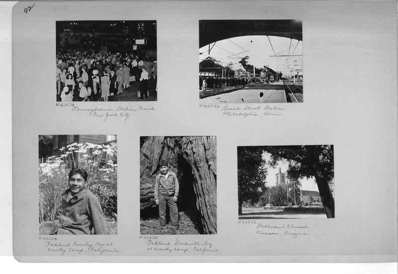 Mission Photograph Album - Cities #18 page 0092