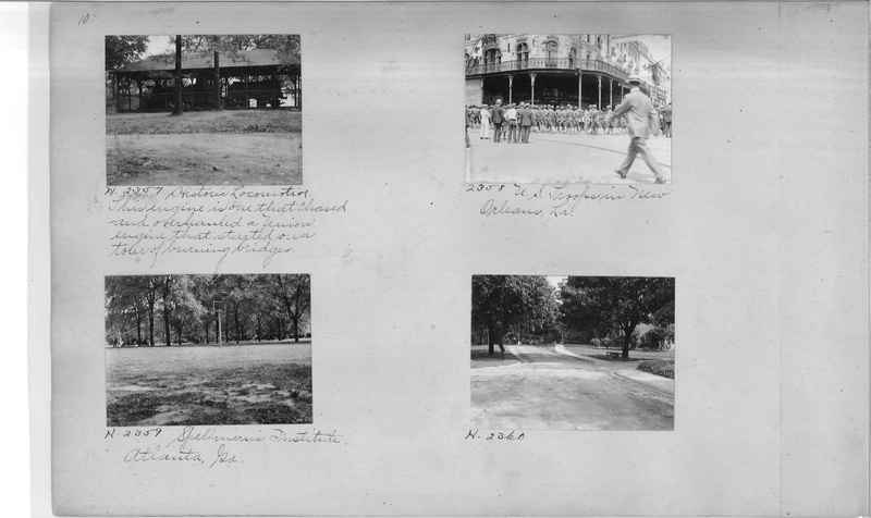 Mission Photograph Album - Negro #1 page 0010