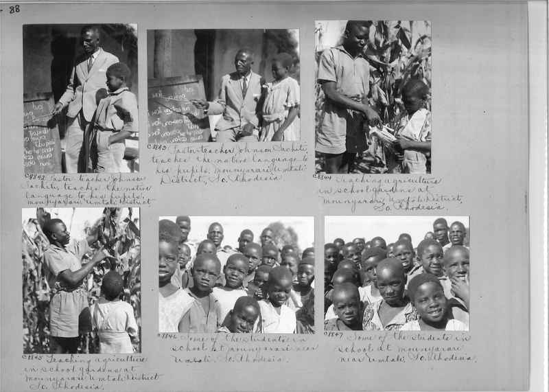 Mission Photograph Album - Africa #15 page 0088