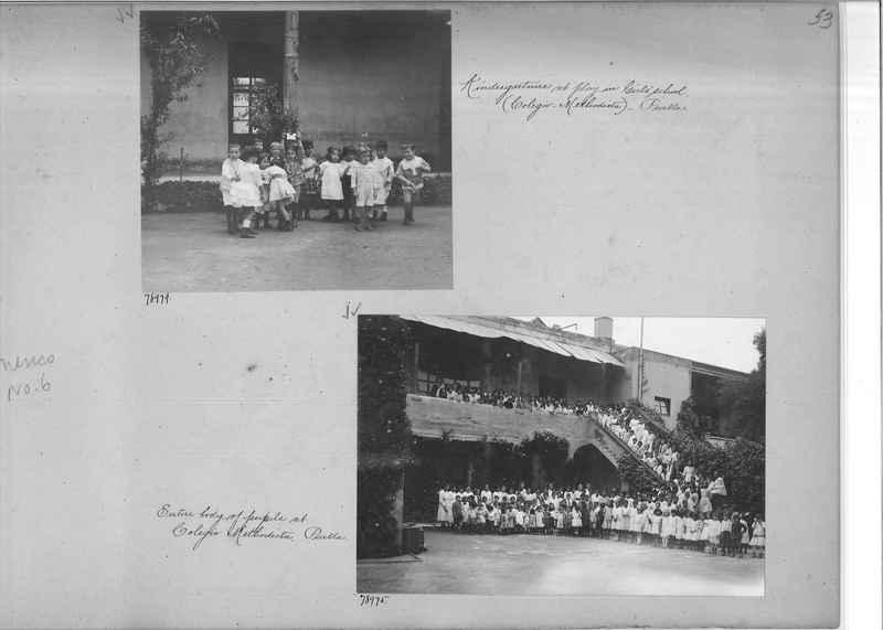 Mission Photograph Album - Mexico #06 page 0053