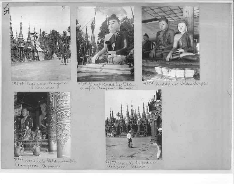 Mission Photograph Album - Burma #1 page 0214