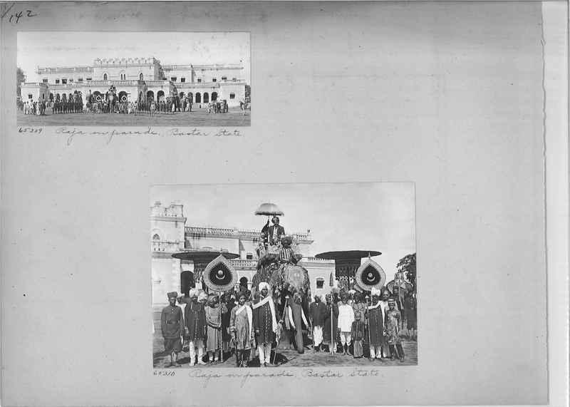 Mission Photograph Album - India #08 Page 0142
