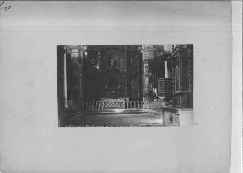 Mission Photograph Album - Mexico - O.P. #01 Page 0030