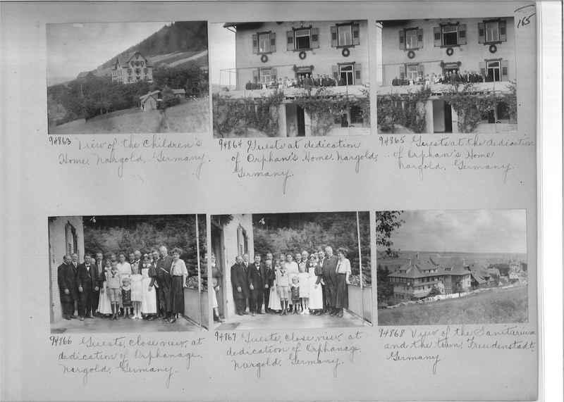 Mission Photograph Album - Europe #08 Page_0165