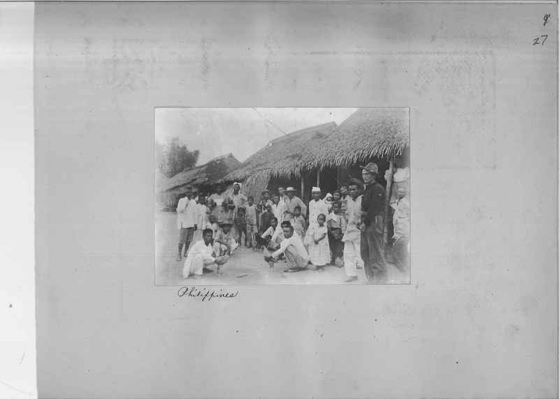 Mission Photograph Album - Philippines OP #01 page 0027