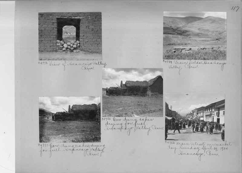 Misson Photograph Album - South America #8 page 0117