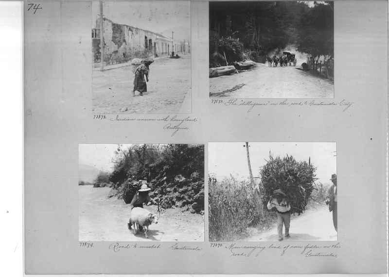 Mission Photograph Album - Panama #04 page 0074