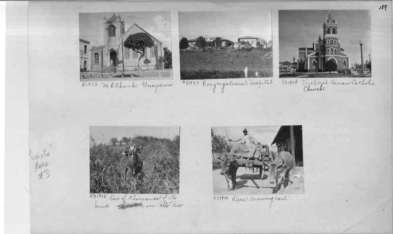 Mission Photograph Album - Puerto Rico #3 page 0189