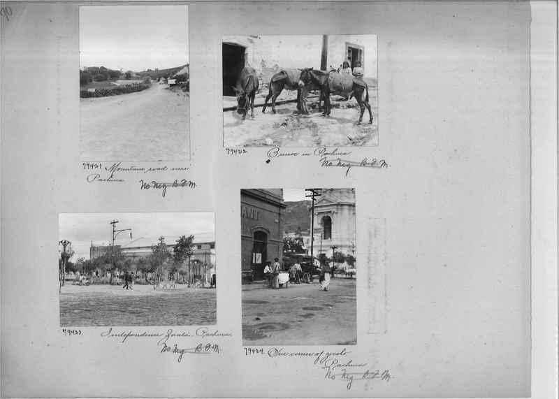 Mission Photograph Album - Mexico #06 page 0070