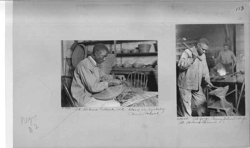 Mission Photograph Album - Negro #2 page 0113