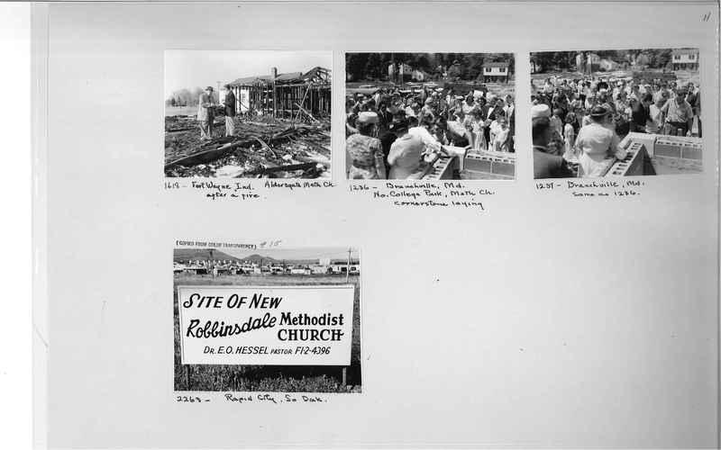 Mission Photograph Album - Church Extension #1 page 0011